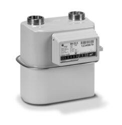 BK G 4 V1,2 rozteč 100mm-Membránový plynoměr.br Qmin 0,016m3/h; Qmax 6 m3/h; PN 0,5 bar; rozteč 100mm