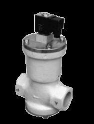 3VE40D-3/2-cestný elektropneu. ventil G1 1/2, br světlost 40mm, 2-10 bar