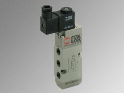 SOV A5 SOS OO-NAMUR ventil  elektropneumatický 5/2-cestnýbr DN7,5, G1/4, bez cívky, 2,5 -10 bar, 1100 Nl/min