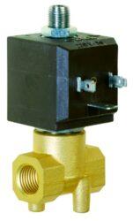 6212NB2.0S230-3/2 elektromagnetický ventil-přímo ovládanýbr DN2, 230V AC,G1/4,0-10bar,NC,Tmax.90°Cbr konektor není  součástí balení ventilubr