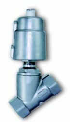 2VP32Z63-2-cestný pístový ventil pneum. G5/4, světlost 31mm,br 0-16 bar, těsnění PTFE