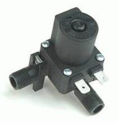 1090                                                                            -2/2 elektromagnetický ventil-nepřímo ovládanýbr DN5,5 ,230V AC, M12x1vnější 90°, 0,3-10bar,NC, Tmax.90°Cbr konektor není součástí balení ventilubr