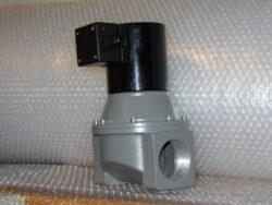 """BPV-DN50-Rp 2"""",PN16, 230V 50Hz.-Bezpečnostní přímočinný uzávěr plynu, Rp 2 (DN-50), PN-16, závitový, bez napětí UZAVŘEN (NC) , pracovní přetlak: 0 - 20 kPa , provedení- SOLO, 230V 50Hz, prostředí obyčejné . Pracovní poloha: vodorovná a svislá.br br"""