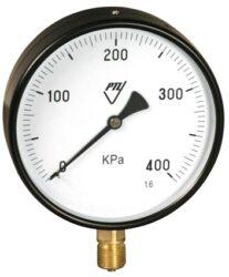 03313 - AZ-Standardní tlakoměr se spodním přípojem.br 03313 - AZ M20x1,5