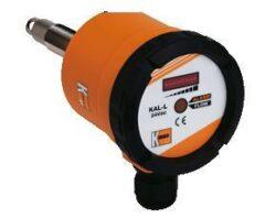 KAL-L-Kalorimetrický průtokoměr pro plyny typové řady KAL-L.