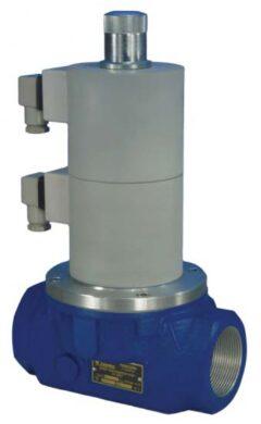 Bezpečnostní ventily pro plyn(MKZED)