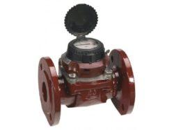 WP Dynamic 40/130/16                                                            -Velký vodoměr na horkou vodu pro montáž do všech poloh QN10m3/h 130°C L=220mm PN16