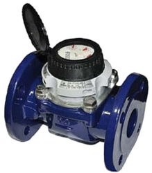 WP-Dynamic 100/50/16                                                            -Velký vodoměr na studenou vodu pro montáž do všech poloh QN230m3/h 50°C L=250mm PN16