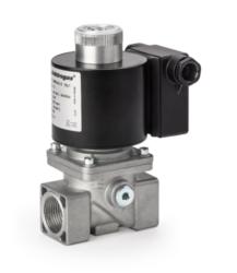VMRNA                                                                           -automatický odvzdušňovací ventil  pro spalovací systémy 3/4 až 1 1/2, bez proudu otevřen