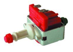 NME4                                                                            -pulzní čerpadlo vstup pr. 5mm, výstup pr. 6,6 mm 230V-240V 50Hz 16W, ED100%, max. tlak 2,5 bar, průtok max. 50 cm3/min. teplota média a okolí do +35°C, montážní poloha libovolná