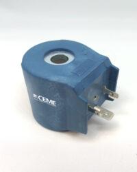 B12                                                                             -Cívka řady B12 tolerance napětí -15% až +6% V pro AC, -5% až +10% pro DC teplotní třída H (180°C) , N (200°C)