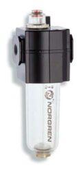 L73M-3GP-ETN                                                                    -maznice mikroolejová G3/8, transparentní nádobka 0,1l bez ochranného koše, Pmax.10 bar