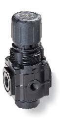 R72G-2GK-NFN                                                                    -regulátor tlaku vzduchu G1/4,rozsah nast.0,3-4 bar bez přetlakového jištění, Pmax.20 bar, bez manometru