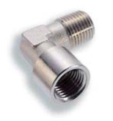 150430028-úhlové 90ti-stupňové Koleno R1/4 vnější, G1/4 vnitřní závit