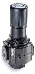 R74G-4GK-RMN                                                                    -regulátor tlaku vzduchu G1/2, rozsah nast.0,3-10 bar s přetlakovým jištěním, Pmax.20 bar, bez manometru