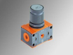 REG 200 1/2 08-regulátor tlaku vzduchu 1/2, rozsah nast.0-8 bar, Pmax.13 bar, bez manometru