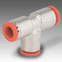 2L05003-T spojka RL5, na hadicu vnějš.pr.6mm,PUSH IN SERIE FOX Pmax.16 bar