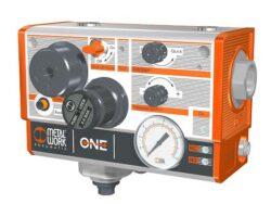 543210851300-Úpravná jednotka vzduchu ONE elektrický, vstup G1/2, rozsah 0,5-8 bar,20µm, ruční/poloautomat. vypouštění kondenzátu