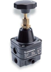 11-818-999                                                                      -regulátor tlaku vzduchu G1/4,rozsah nast.0,02-0,5 bar s přetlakovým jištěním, Pmax.8 bar pro stalčený vzduch,bez oleje,filtrovaný na 5 µm