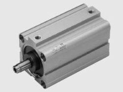 Pneuválec dvojčinný serie SSCY-průměr 32 mm, zdvih 30mm,bez tlumení koncových poloh, bez magnetického pístu