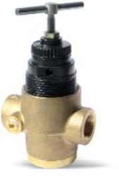 R43-401-NNEG-regulátor tlaku vody G1/2, rozsah nast.0,3-4 bar bez přetlakového jištění,Pmax.31,5 bar, bez manometru