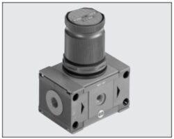 REG 100 3/8 08-regulátor tlaku vzduchu 3/8,rozsah nast.0-8 bar, Pmax.13 bar, bez manometru