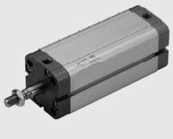 Pneuválec dvojčinný serie CMPC dle VDMA 24562-průměr 50 mm, zdvih 65mm,s průběžnou pístnicí