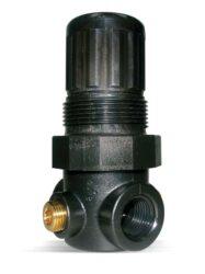 R91G-2GK-NLN                                                                    -regulátor tlaku vzduchu G1/4, rozsah nast.0,3-8,6 bar bez přetlakového jištění, Pmax.10 bar, bez manometru