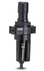 B64G-NNK-MD3-RMN                                                                -filtr-regulátor bez montážního rámu,tlakový rozsah 0,3-10 bar, vložka 40 µm,ruční vypouštění kondenzátu, s přetlakovým jištěním