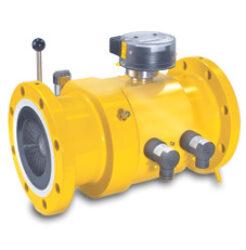 TRZ2 G 100-Turbínový plynoměr.  Qmin 8m3/h, Qmax 160m3/h, DN80, PN16bar
