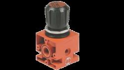 REG 1 012-regulátor tlaku vzduchu G1,rozsah nast.0-12 bar,  Pmax.18 bar, bez manometru
