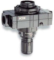 R68G-6GK-RFN                                                                    -regulátor tlaku vzduchu G3/4,rozsah nast.0,3-4 bar s přetlakovým jištěním, Pmax.20 bar, bez manometru