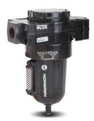 F68G-8GN-MR1                                                                    -filtr mechanických nečistot a odlučovač kondenzátu G1,  vložka 5 µm, nádobka 0,5 l s indikátorem hladiny, ruční odpouštění kondenzátu