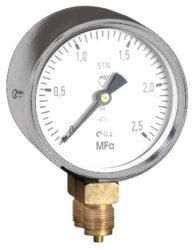 03350                                                                           -Diferenční tlakoměr dvojitý se dvěma přípoji za sebou. 03350 2xM20x1,5