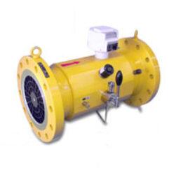SM-RI-X G 1600-Turbínový plynoměr.  Qmin 130m3/h, Qmax 2500m3/h, DN300, PN16bar