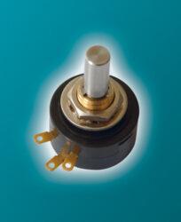 RP 19-Potenciometr typ: RP 19 (s drátovým vinutím).
