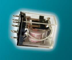 Relé (pro EP Aris)-Relé pro servopohony ARIS , pro jednovodičový ovládací systém / paraelní provoz, bistabilní relé.