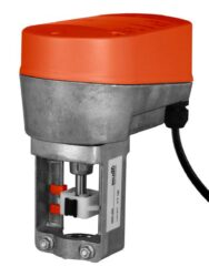 NV24 / NVY24 / NVG24 -MFT-T-Retrofit - zdvihové ventily spojité typové řady NV24 / NVY24 / NVG24 -MFT-T.