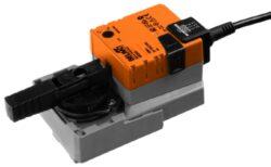 NR / SR24ALON-LonWorks pohony pro regulační kulové kohouty, spojité -typové řady NR / SR24ALON.