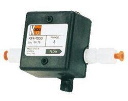 KFF-1, KFG-1-Elektronický průtokoměr pro minimální množství typové řady KFF-1, KFG-1.