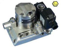 DOP-Průtokoměr s oválnými koly typové řady DOP