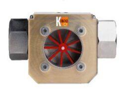 DIH-Ukazatel průtoku s lopatkovým kolem typové řady DIH