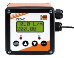 ZED-Z-Elektronický čítač ZED-Z.