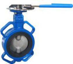 CEREX 300 - Wafer-Uzavírací bezpřírubová klapka CEREX 300, typ Wafer. PN 10/16. DN50...300.