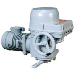 MPR-Elektrický servopohon jednootáčkový typové řady MPR.