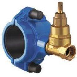 HOD pro pot. z PE a PVC-Navrtávací pasy pro potrubí z PE a PVC typové řady HOD.