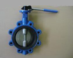 CEREX 300-L-Uzavírací klapka se závitovými oky typové řady CEREX 300-L.